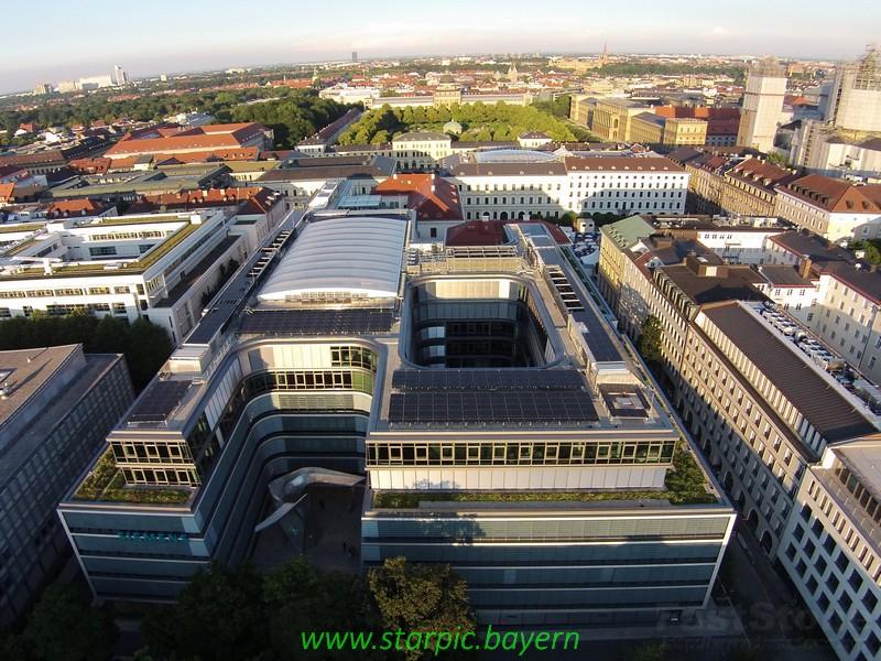 Neue konzern zentrale von siemens er ffnet m for Siemens platz