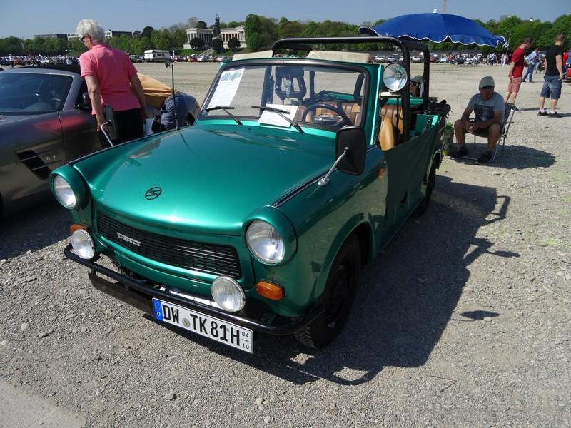 Trabant Cabrio                          www.munichcar.de