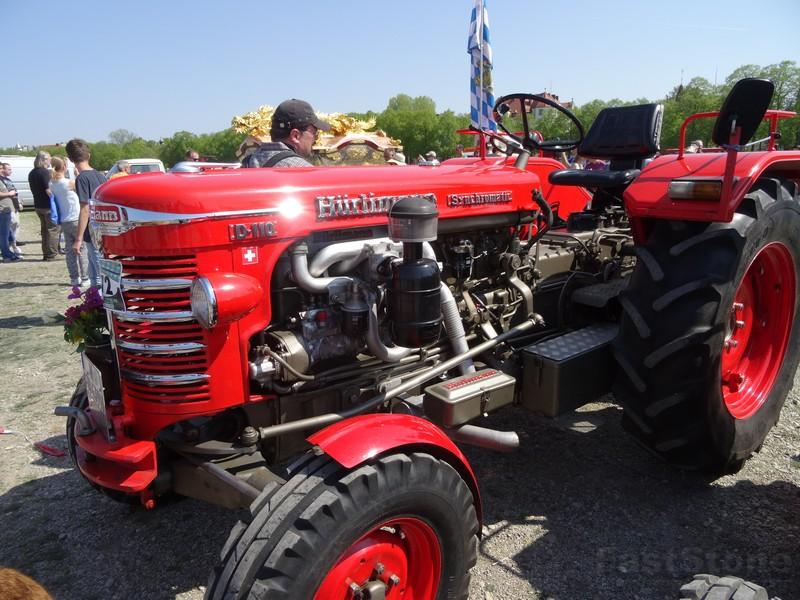 Traktor  Oldtimertreff München                                               www.munichcar.com