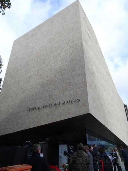 Sudetendeutsches Museum  München